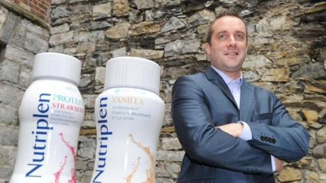 Paul Gough, founder of Nualtra, maker of oral nutritional supplements | Doing business in Ireland | Scoop.it