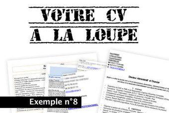CV à la loupe: comment mettre en valeur son expérience? - L'Express | qareerup | Scoop.it