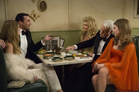 Mad Men: Our Ontological Brokenness | Communication in  the digital era | Scoop.it