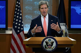 Kerry to visit Middle East on Sunday   Saif al Islam   Scoop.it