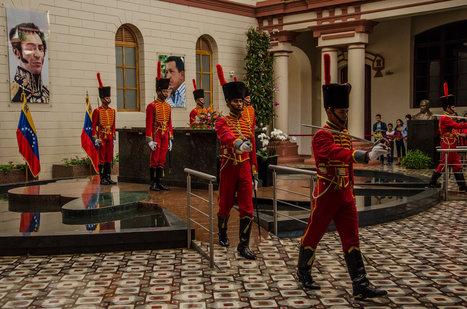Traveling Through Venezuela, a Country Teetering on the Brink | Social Studies 10-1 | Scoop.it