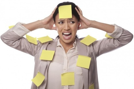 #RRHH ¿Cómo evitar que el estrés se instale en la empresa? | Making #love and making personal #branding #leadership | Scoop.it
