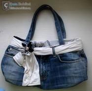 Kot Pantolonlardan Ortaya Çıkan En Yaratıcı Çanta Modelleri | cantamodelleriim | Scoop.it