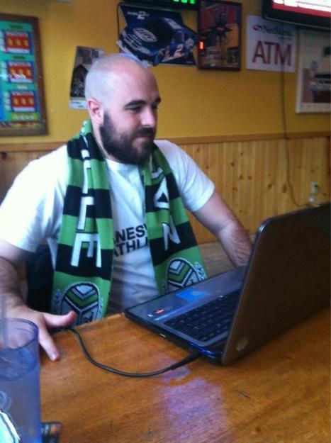 Twitter / ZanesvilleAFC: Working in the office, @Da_Barn. ... | WAMPUS | Scoop.it