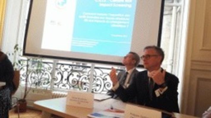 La finance française veut connaître sa vulnérabilité climatique   ISR, RSE & Développement Durable   Scoop.it