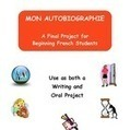 French Final Project (Beginning French) - Mon autobiographie | French Resources to Download and Print | Scoop.it