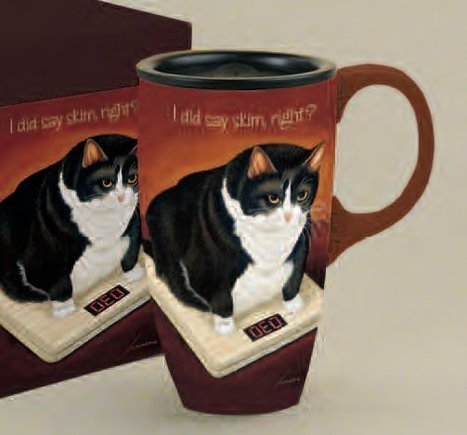 Lowell Herrero Cat Mug | Ask The Cat Doctor | Scoop.it