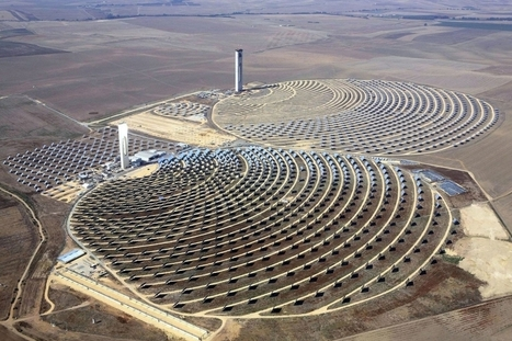De l'électricité pour 1 million de foyers - Le Maroc bâtit la plus grande centrale solaire du monde | The Blog's Revue by OlivierSC | Scoop.it