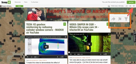 HOW TO SEARCH for that story on Thumpy's 3D House of Airsoft™ @ Scoop.it | Thumpy's 3D House of Airsoft™ @ Scoop.it | Scoop.it