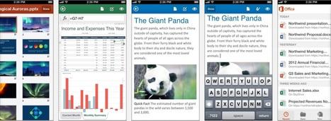 Microsoft får på puklen for ny Office-app til iPhone - Computerworld | Technology | Scoop.it