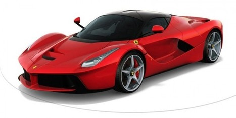 LaFerrari: design sketches and details - Car Body Design | Marcus Brown exotic repairs | Scoop.it