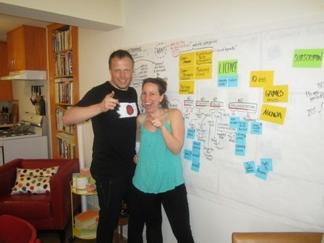 Gamestorming drives Business Model Generation Part I | Business Models Inc. | Serious Play | Scoop.it