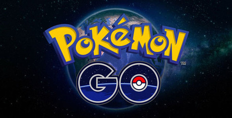 Pokémon Go disponible en Belgique | Pacman Syndrome | Scoop.it
