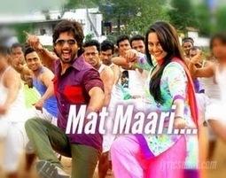Latest Hindi Lyrics of Bollywood Movies: Mat Maari Lyrics - Rambo Rajkumar (2013) - Sunidhi Chauhan, Kunal Ganjawala | Bollywood and Punjabi Lyrics | Scoop.it