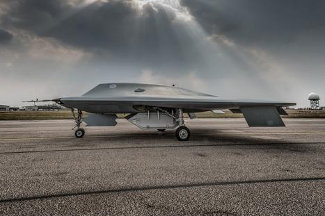 First flight trials of Taranis aircraft - News stories - GOV.UK | Robohub | Scoop.it