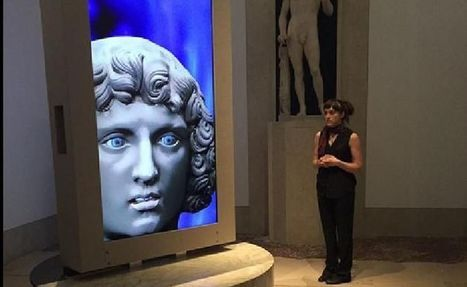 Les œuvres d'art seront-elles aussi ubérisées ? | Clic France | Scoop.it