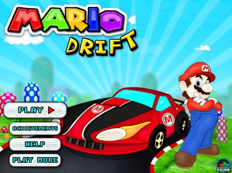 Mario Drift - Play Your Best Mario Games On toonkaboom.com | Best Cartoon Games | Scoop.it