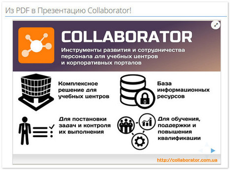 Новая версия Collaborator v.1.6.0 | e-learning-ukr | Scoop.it