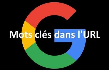 Google : Les mots clés dans les URLs sont-ils un facteur de référencement ? | Référencement internet | Scoop.it
