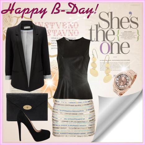 Happy B-Day... to MEEEEEEEEEEEEEEE!!! ヅ ヅ | Fashionista 4ever | Scoop.it