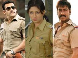 After Salman Khan, Ajay Devgn Kavita glamorized Khaaki uniform - Parda Phash | the interpreters | Scoop.it