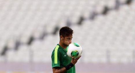 """Neymar: """"Quiero un Brasil más justo, seguro y honesto""""   sustainability - business ethics essay   Scoop.it"""