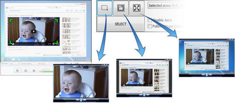Debut Video Capture Software. Easy Video, Webcam and Screen Recording | IT and learning | Scoop.it