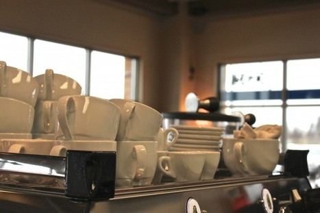 Urban coffee bar fosters appreciation of local, hand brewed coffee | The Rapidian | Eat Local West Michigan | Scoop.it