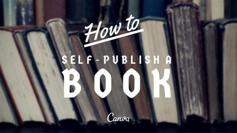 How to Self-Publish a Book | Gina's Favs | Scoop.it