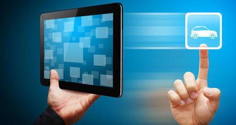 Le mobile s'invite dans le processus d'achat automobile | E-commerce, M-commerce : digital revolution | Scoop.it