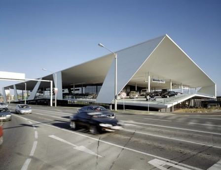[Salzburg, Austria] Pappas Headquarters – Mercedes Salzburg / Kadawittfeldarchitektur | The Architecture of the City | Scoop.it