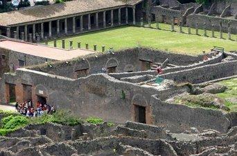 Se derrumba parte de un muro romano en las ruinas de Pompeya | Ancient History- New Horizons | Scoop.it