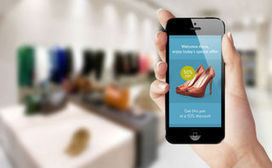 iBeacon: Goodbye Showrooming, Hello In-Store Purchase | Integrated Brand Communications | Scoop.it