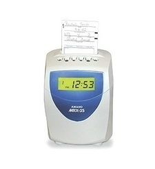 Amano MRX-35 Calculating Time Recorder | Time & Attendence System | Scoop.it