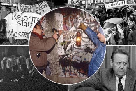 Mauerfall-Quiz: Erinnern Sie sich an den 9. November? - Politik   STERN.DE Mobile   Ressources histoire géographie   Scoop.it