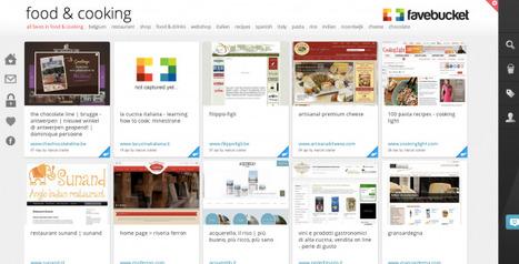 Favebucket. Collectez, sauvegardez et partagez vos favoris | Outils et pratiques du web | Scoop.it