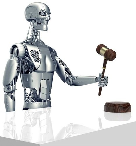 Will AI replace judges and lawyers? | KurzweilAI | Science And Wonder | Scoop.it