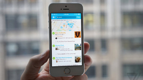 Foursquare will charge some companies for access to location data | You and Social Media | Scoop.it