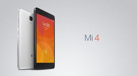 Xiaomi Mi4 ha llegado y aquí tenemos los detalles | Tecnología | Scoop.it