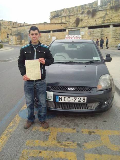 More people obtain their Malta Driving Licence with Royal Motoring School | Royal Motoring School | Scoop.it