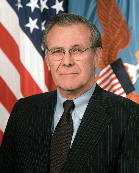 Donald Rumsfeld's Maddening Confession In The Unknown Known | Digital-News on Scoop.it today | Scoop.it