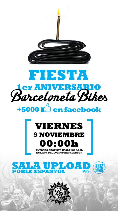 1er aniversario Barceloneta Bikes CORPUS FIXIE | Fixie bikes | Scoop.it