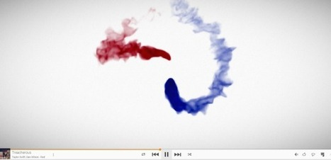 Google Play Music Has A Stunning New Visualizer - Gizmodo | Around the Music world | Scoop.it