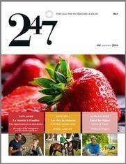 Lancement du nouveau magazine 247 | Agriculture en Dordogne | Scoop.it