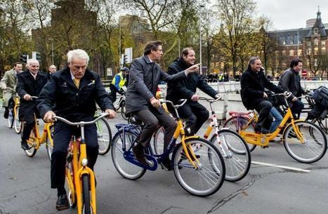 6e grand départ au pays du vélo roi - LaDépêche.fr   mobilité en ville   Scoop.it
