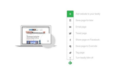 Feedly Mini is back [Chrome] | RSS Circus : veille stratégique, intelligence économique, curation, publication, Web 2.0 | Scoop.it
