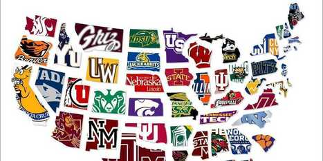 MAP: The Most Underrated College In Every State | College Readiness | Scoop.it