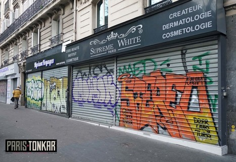 Stores à Paris | Paris Tonkar magazine | Scoop.it