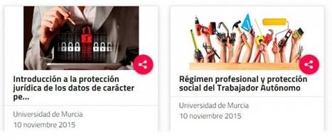 7 nuevos cursos gratuitos en español que inician en noviembre | Tutoriales y guias | Scoop.it
