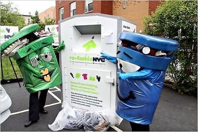 Textile Recycling Is Thriving in New York | Sustainable Futures | Scoop.it